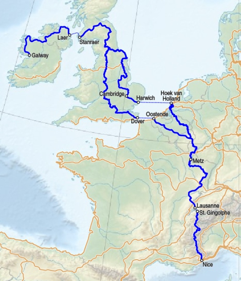 Map_of_the_European_Long_Distance_Path_E2