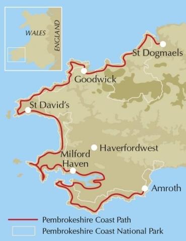 pem coast map