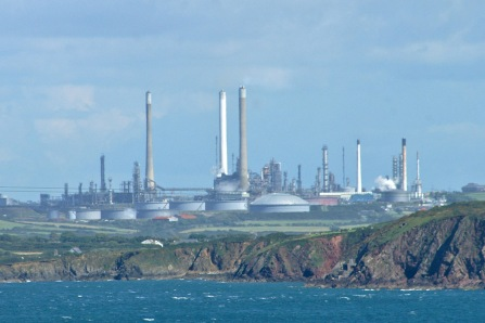 refinery-milford haven